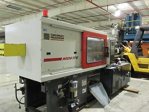 cincinnati milacron 170 ton injection molding machine mt170 10 3 rh ebay com cincinnati milacron injection molding troubleshooting cincinnati milacron injection molding machine specifications