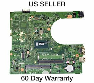 New-Dell-Inspiron-15-3558-Sr245-Intel-Core-I3-5015u-Motherboard-MNGP8