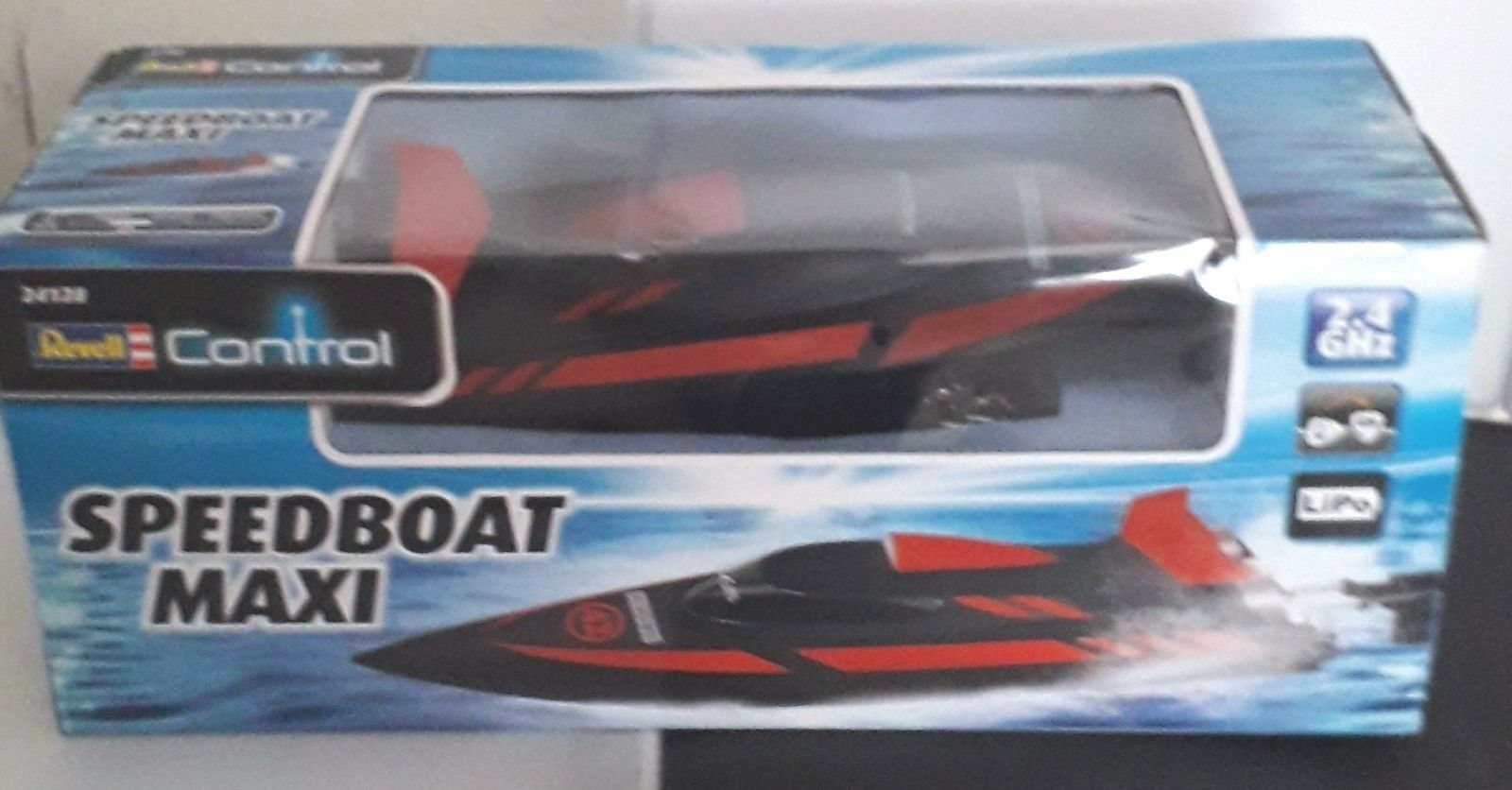 Revell 24128 Speed Boat Maxi Remote Contolled boat
