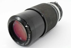 AS-IS-Nikon-Zoom-NIKKOR-C-Auto-80-200mm-f-4-5-Non-Ai-MF-Lens-from-Japan-N1534