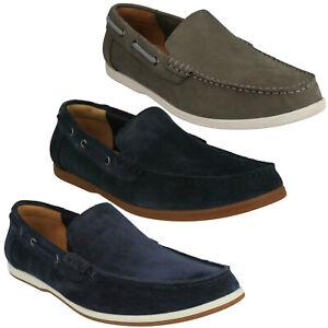 Aufrichtig Mens Clarks Morven Sun Slip On Casual Lightweight Loafers Shoes Size Summer Unterscheidungskraft FüR Seine Traditionellen Eigenschaften