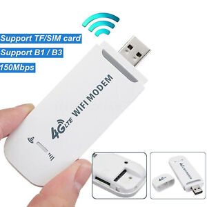 Unlocked-4G-LTE-Car-WIFI-Wireless-USB-Dongle-Stick-Mobile-Broadband-SIM-Card