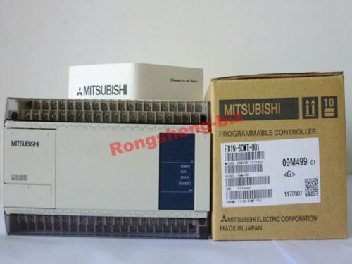 1PC Mitsubishi PLC FX1N-60MT-001 FX1N60MT001 NEW IN BOX #RS8
