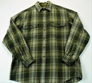 Vintage 1970s style Khaki green Linen cotton blend Safari shirtShort sleeveShacketRetro1980sPocketsBeltedWing Collar
