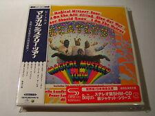 "BEATLES ""Magical Mystery Tour"" Japan mini LP SHM CD   1st Press"