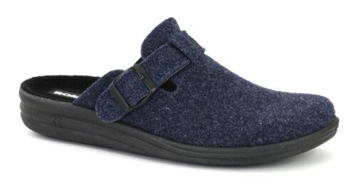Romika Village 240n caballeros sandalias zapatillas de casa zapatillas pantufla sandalia