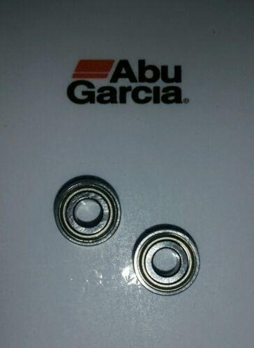 Inoxydable ** 25/% OFF clearanx Abu 6500 céramique ABEC 9 tournoi Spool Bearings