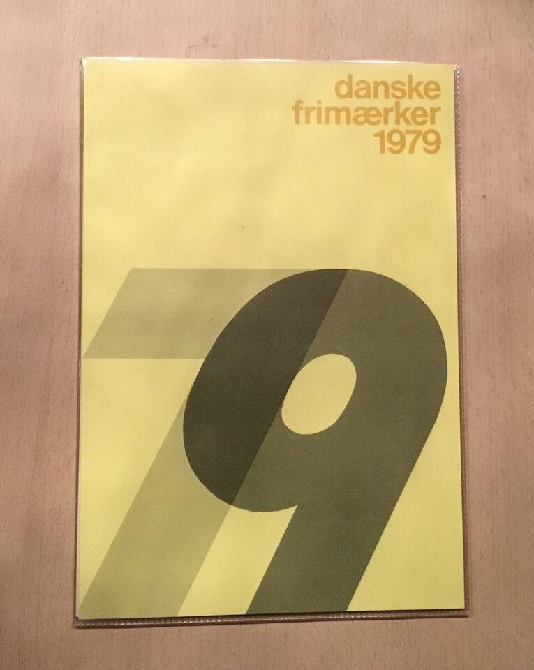 Danmark, postfrisk
