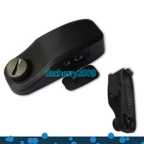 Connector Audio Adaptor Adapter for Motorola XPR6350 XPR6380 XPR6500 XPR6550