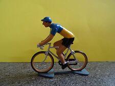 TRES BEAU CYCLISTE DU TOUR DE FRANCE MAILLOT COUREUR D UKRAINE