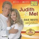 Das Beste Zum Jubiläum-30 Jahre von Judith & Mel (2016)
