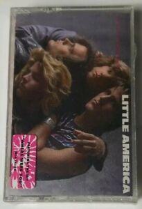 Little America Fairgrounds Cassette 1989 GEFFEN Records Tape