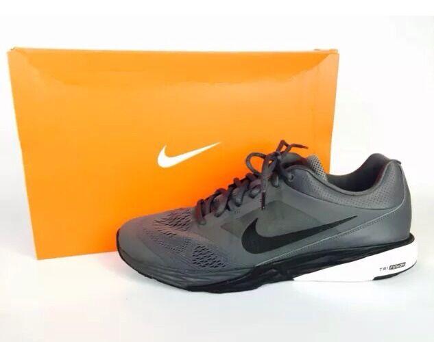 Nike - fusione Uomo gray scarpe taglia 14
