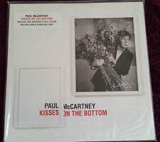 """Paul McCartney """"Kisses On The Bottom"""" 2LP 180 gram vinyl NEW BEATLES"""