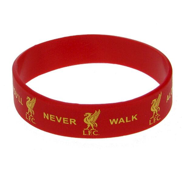 Liverpool F.C - Silicone Wristband - GIFT