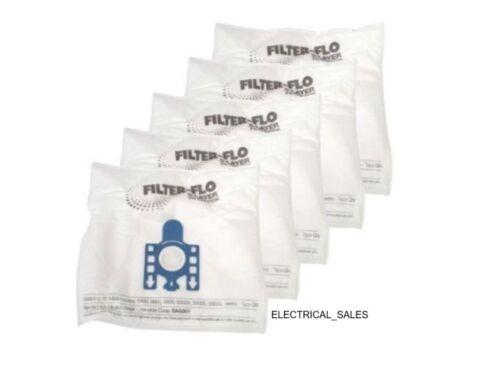 Compatible Avec MIELE GN Classic C1 Junior Powerline sbaf 3 Poussière Lot de 5 Sacs /& Filtres