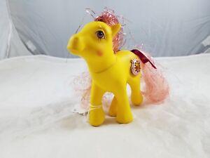 My Little Pony Vintage Ponies G1 Princess Moondust Usa Ebay