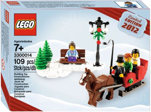 *BRAND NEW* LEGO Seasonal 2012 Christmas 3300014