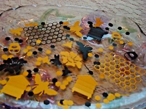 Details About Bumble Bee Theme Baby Shower Confetti Sweet As Can Bee Winnie The Pooh Decor