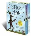 Stick Man & The Highway Rat by Julia Donaldson (Board book, 2016)