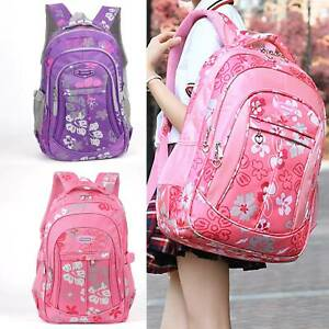 Primary-School-Bag-Student-Girl-Satchel-Rucksack-Large-Capacity-Kids-Backpack