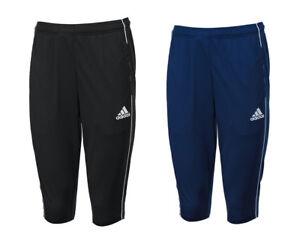 83711f758f57e1 Adidas Core 18 3 4 Pants (CE9032   CV3321) Soccer Running Training ...