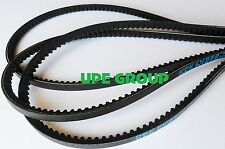 3VX360 Industrial V belt Notched Cogged Raw edge 3-VX-360 3VX 360 (3/8
