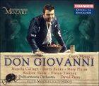 Mozart: Don Giovanni (CD, May-2001, 3 Discs, Chandos)