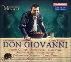 Mozart: Don Giovanni (CD, May-2001, 3 Discs, Chandos)