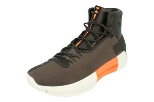 Under Armour Drive 4 Premium Mens Hi Top Basketball Trainers 1302941 001