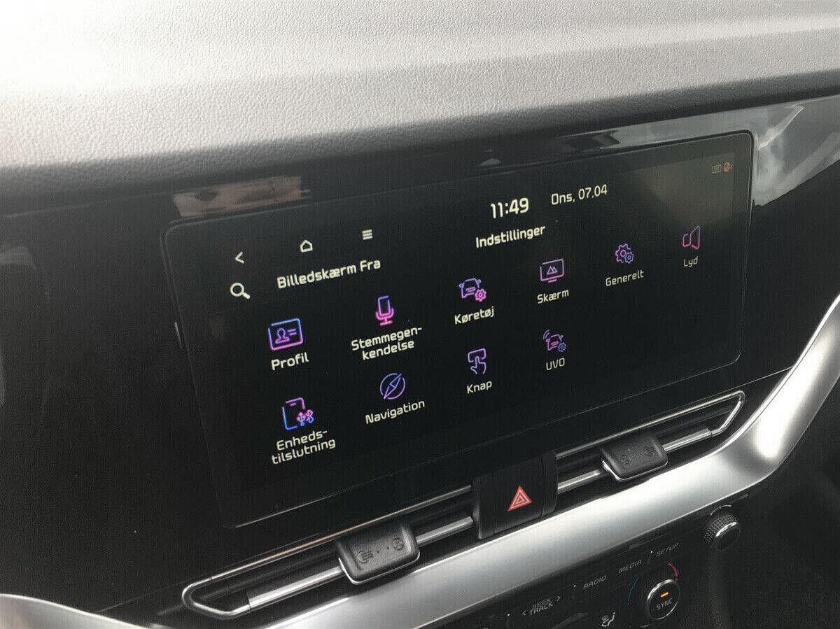 Kia Niro 1,6 PHEV Advance DCT - billede 13