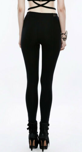 Fashion Punk Burlesque R Lolita Pantalon Gothique U1wqA6WO