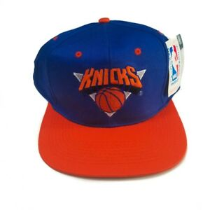 Vintage New York Knicks Snapback Hat Cap Drew Pearson NBA Basketball ... bd94ce73e6f
