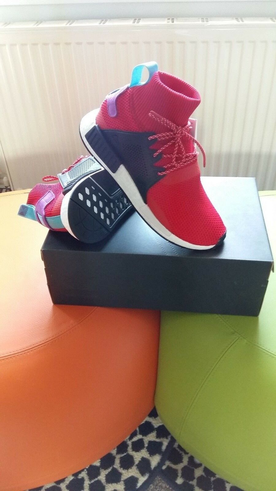 Originals Adidas NMD XR1  Winter  Größe 8 uk  eur 42
