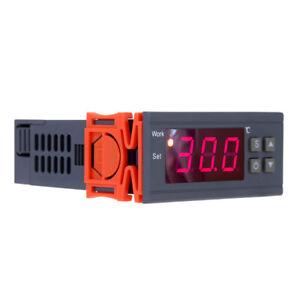 Temperature Controller For Incubator Thermostat Digital Heating Control Room