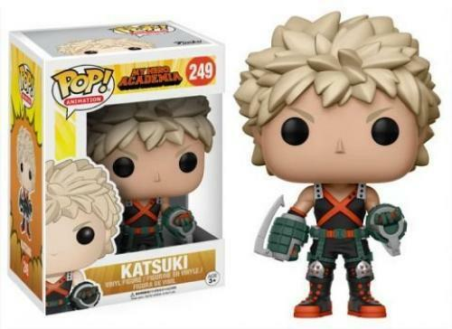 My Hero Accademia Funko Pop  Bakugan Katsumi Hero Costume Vinyl Figure