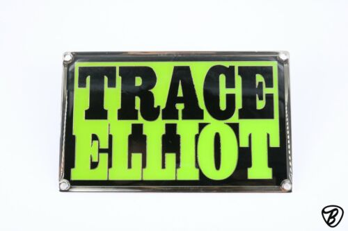Trace Elliot Logo Large Cabinet Badge