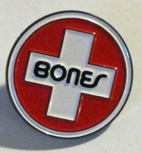 POWELL PERALTA BONES BRIGADE SERIES 12 LAPEL PIN