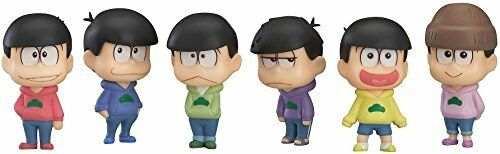 NEW Osomatsu-san trading figures non-scale Complete set of 6 JAPAN F S