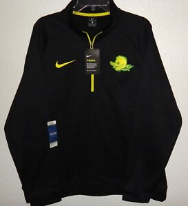 Lg 2 Therma Puddles Nwt L 1 Top Nike 882278196605 Ducks Oregon fit Dri Hombre Sudadera Zip qTwA1wxpE