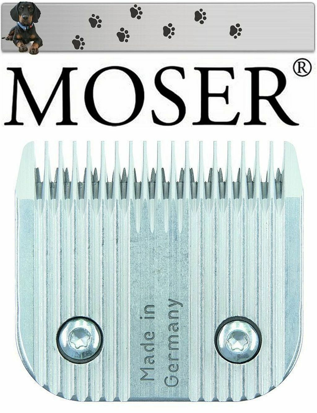 3 mm Shaving Moser Max 45 Type 1245   Nip   Nip