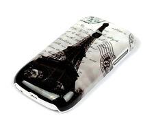 Schutzhülle f Samsung Galaxy Young S6310 Tasche Cover Case Paris Tour Eiffel