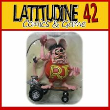 SIDESHOW RAT FINK BIG DADDY ROTH ED ACTION FIGURE NEW IN BLISTER NUOVO