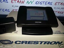 CRESTRON ST-1550C SMARTOUCH WIRELESS RF COLOR TOUCHPANEL with new FACEPLATE one
