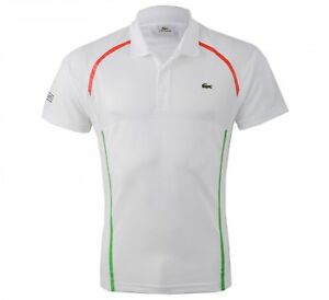 NWT-Lacoste-Sports-Men-039-s-Ultra-Dry-Tennis-Polo-Shirt-Sizes-2-9-Color-vary