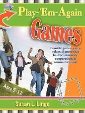 Play 'Em Again Games by Susan L. Lingo and Susan L Lingo (2008, Paperback)