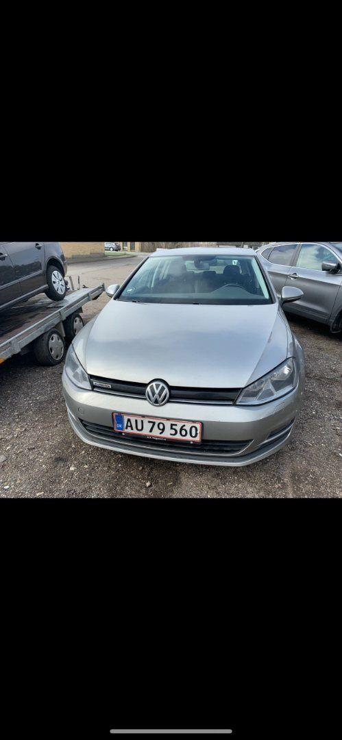 VW Golf VII 1,6 TDi 110 BlueMotion 5d - 114.900 kr.