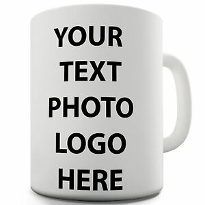 TWISTED-ENVY-Personalised-Mug-Any-Colour-Text-or-Photo
