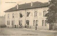 CARTE POSTALE GUERRE 1914-1915 BADONVILLER HOTEL DE LA GARE