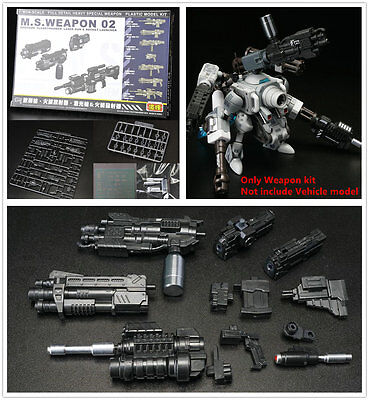 YH M.S. Weapon 02 set Special for Metal Slug Super Vehicle Bandai MG Gundam